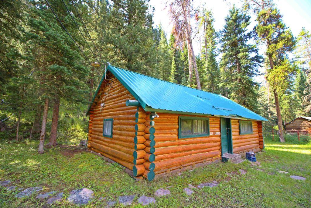 Historic Elk Lodge Cabin Montana Ranch Properties