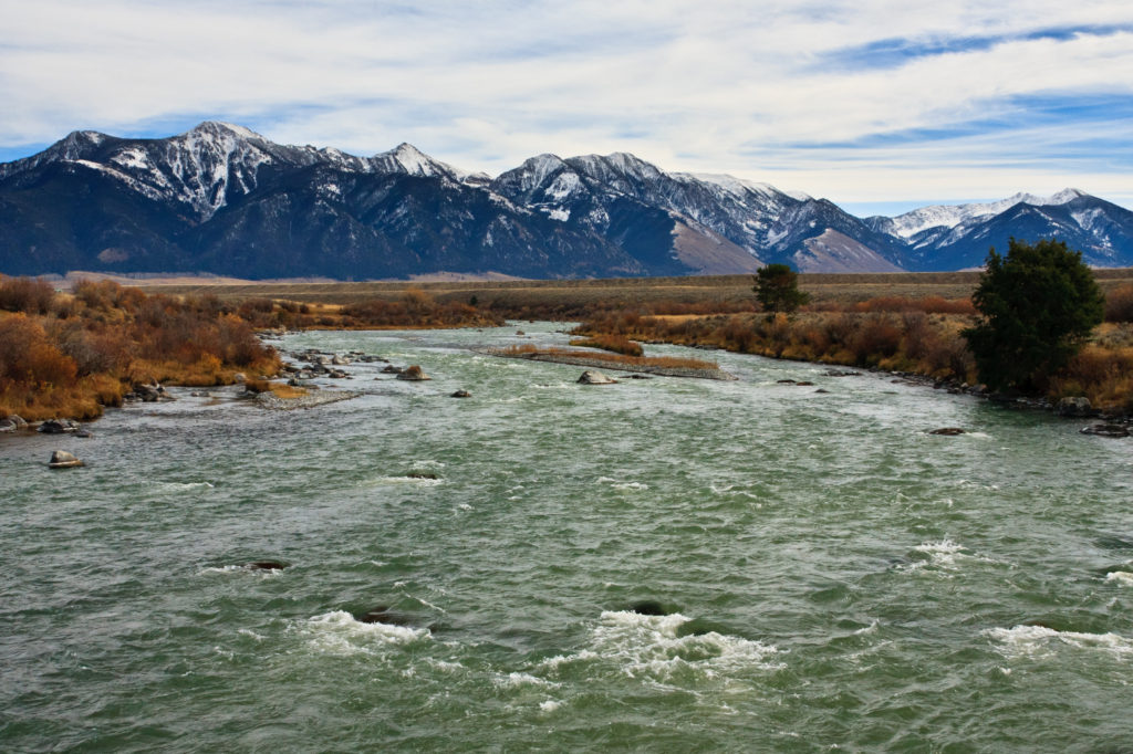 The Rivers Of Southwest Montana Montana Ranch Properties